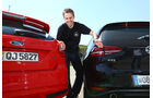 VW Golf GTI Performance, Ford Focus ST, Christian Gebhardt