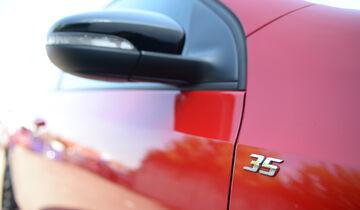 VW Golf GTI, Seitenspiegel