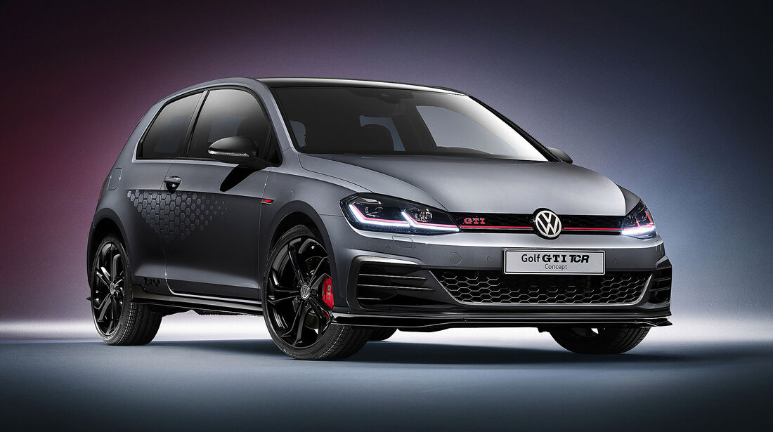 VW Golf GTI TCR Concept Wörthersee 2018