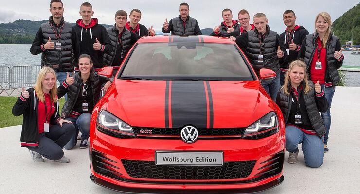 VW Golf GTI Wolfsburg Edition Wörthersee 2014