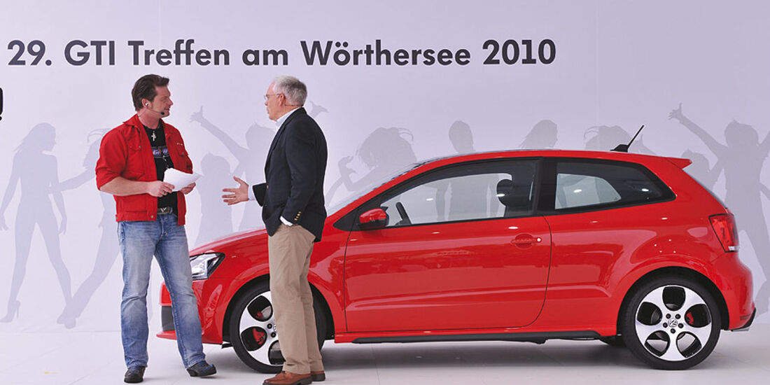VW Golf GTI adidas, VW Golf GTI Excessive