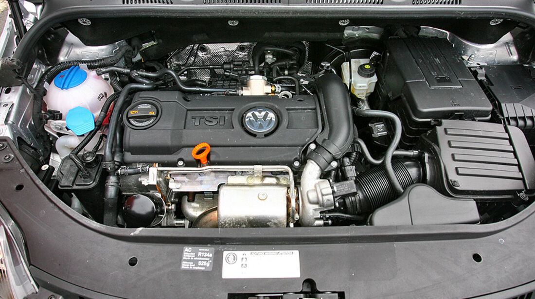 VW Golf Plus 1.4 TSI DSG