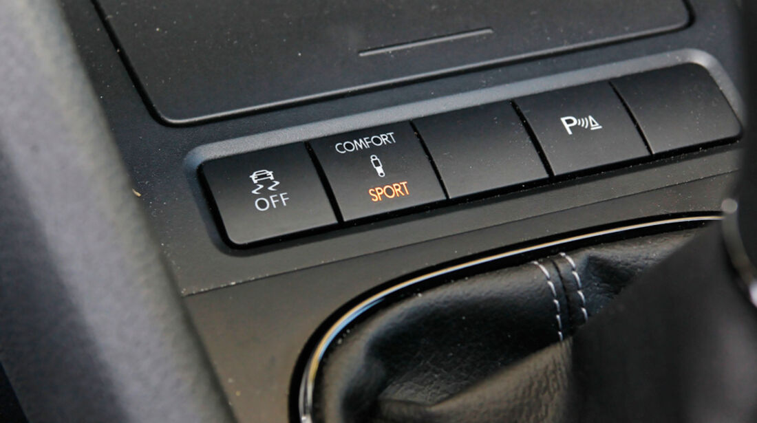 VW Golf R, Detail, Innenraum, Cockpit