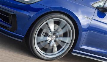 VW Golf R Performance Paket