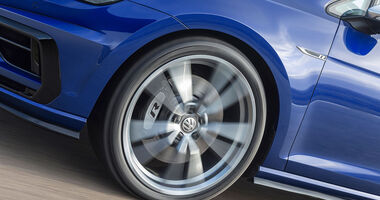 VW Golf R Performance Paket