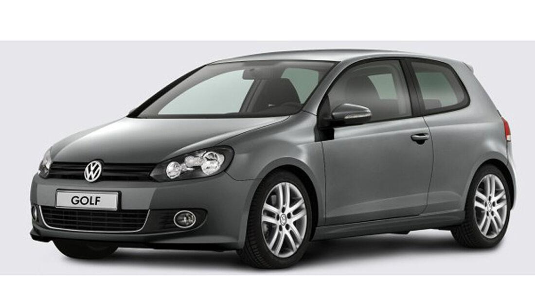 VW Golf Rabbit GT