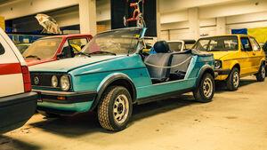 VW Golf Sammlung Wien