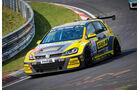VW Golf - Startnummer #300 - Giti Tire Motorsport by WS Racing - SP3T - VLN 2019 - Langstreckenmeisterschaft - Nürburgring - Nordschleife