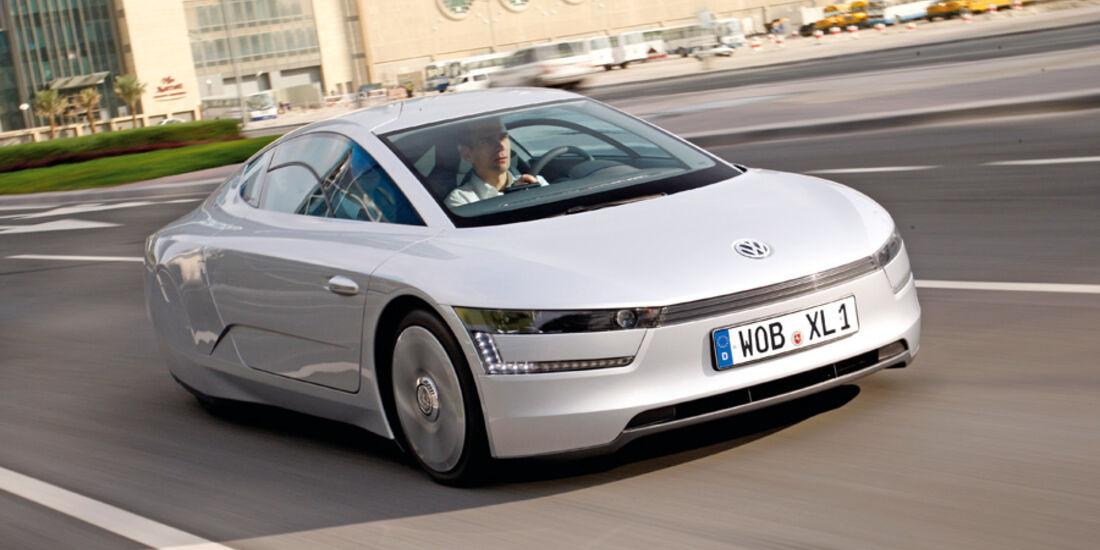 VW Golf, Studie Xl1