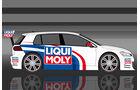 VW Golf - TCR - Entwurf - 2015