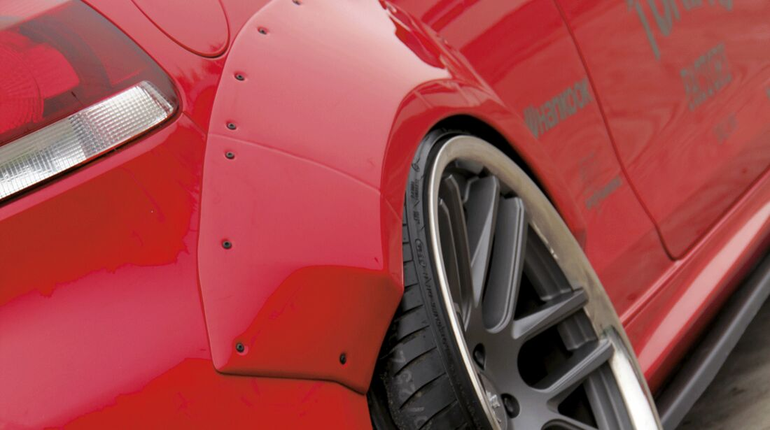 VW Golf VI GTI by Ingo Noak Tuning