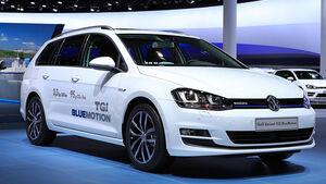 VW Golf Variant TGI Erdgas