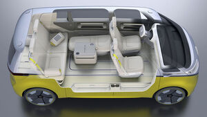 VW I.D. Buzz Elektro-Bus