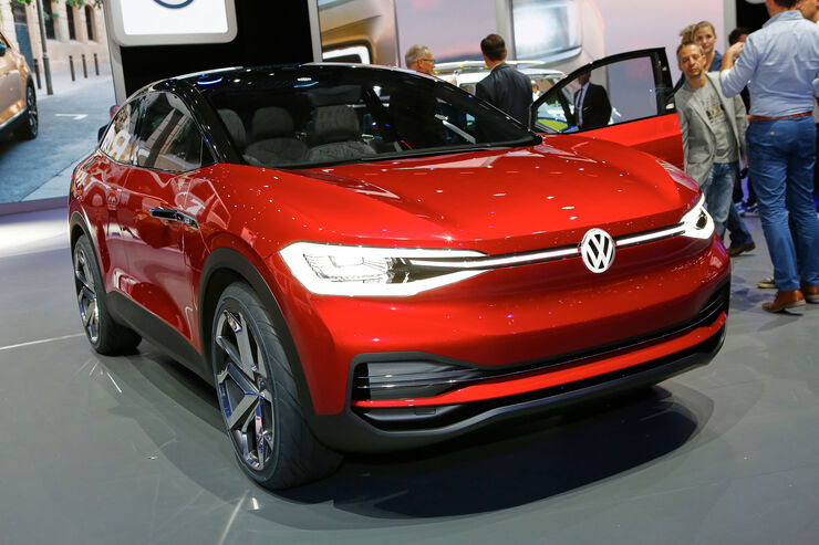Vw Konzern Marken >> VW I.D. Crozz IAA (2020): Marktstart, Daten, Sitzprobe, Preis - auto motor und sport