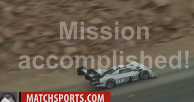 VW I.D. R Pikes Peak Rennen Video Teaser