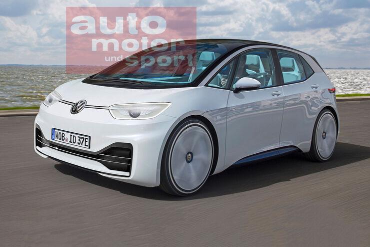 VW ID.3 (2020): Elektro-Golf erwischt - alle Infos und ...