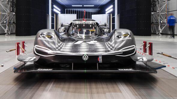 VW ID.R. - Rekordfahrzeug Nordschleife - 2019