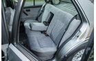 VW Jetta 1.8, Fondsitze