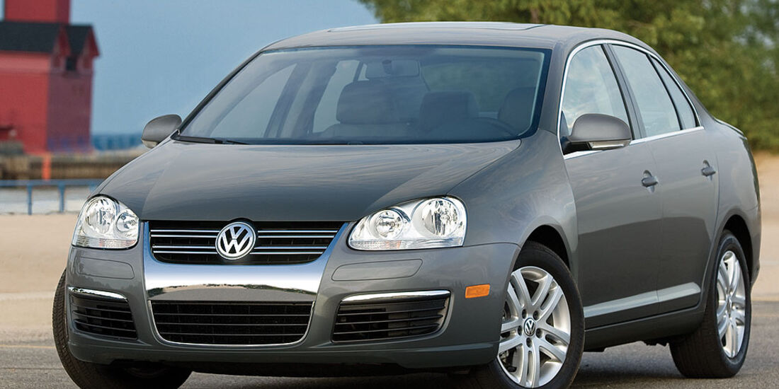 VW Jetta 1.9 TDI Bluemotion