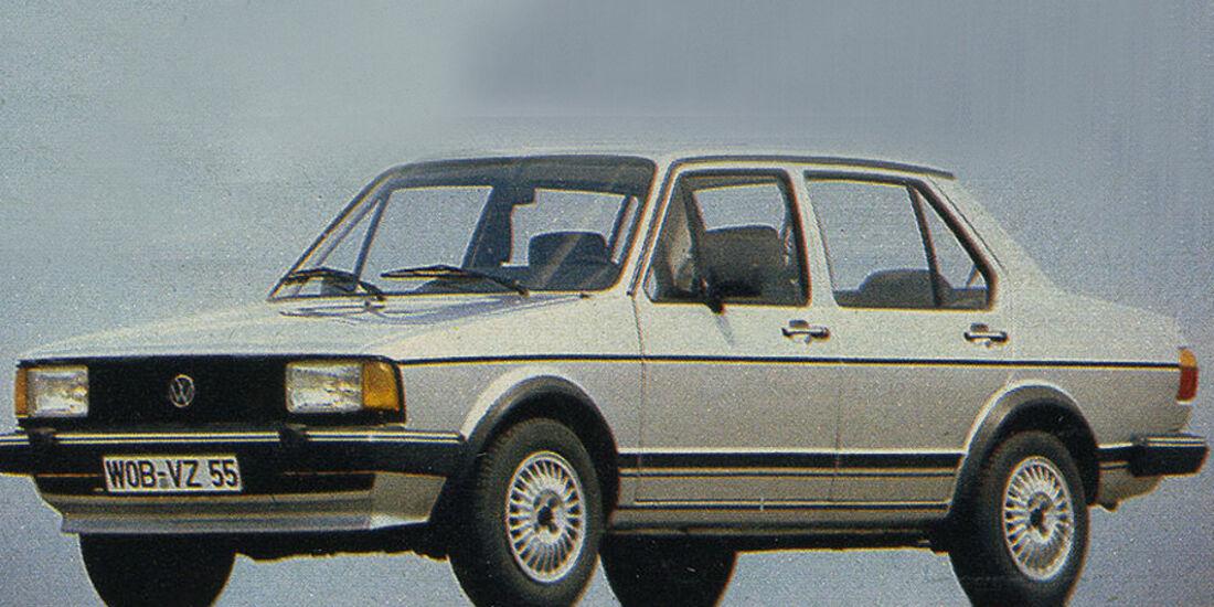 VW, Jetta, IAA 1981