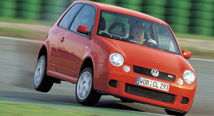 vw lupo 1 6 16v gti im test auto motor und sport. Black Bedroom Furniture Sets. Home Design Ideas
