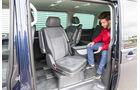 VW Multivan 2.0 BiTDI BMT, Interieur, Umbau
