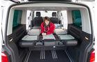 VW Multivan 2.0 TDI 4Motion, KofferraumKofferraum