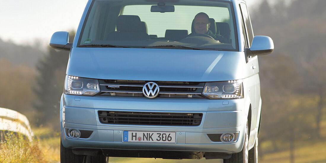 VW Multivan, Motor Klassik Award 2013