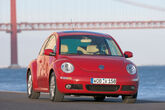VW New Beetle, Frontansicht