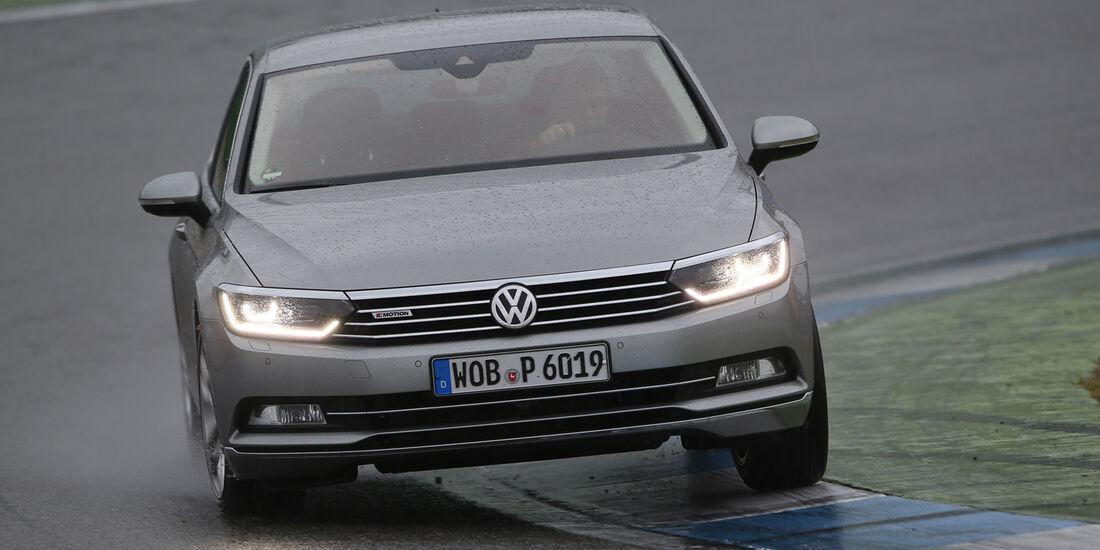 VW Passat 2.0 TDI 4Motion, Frontansicht