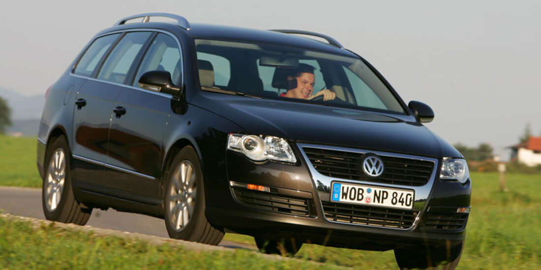 VW Passat 4Motion