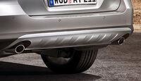 VW Passat Alltrack, Unterfahrschutz