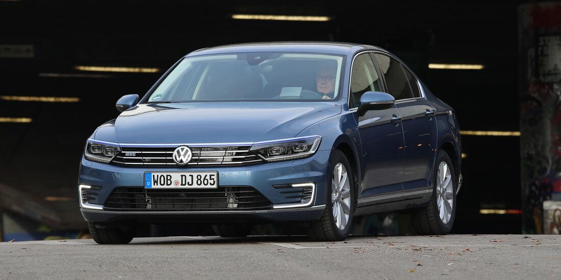 VW Passat GTE, Frontansicht