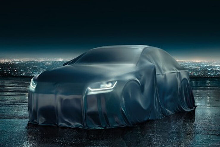 VW Passat Teaser