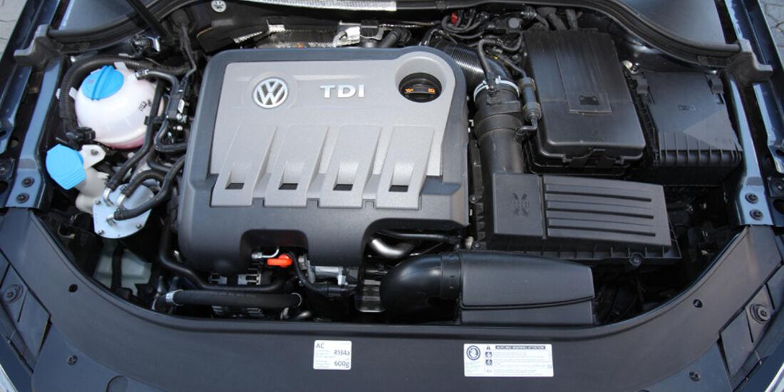 VW Passat Variant, Motor