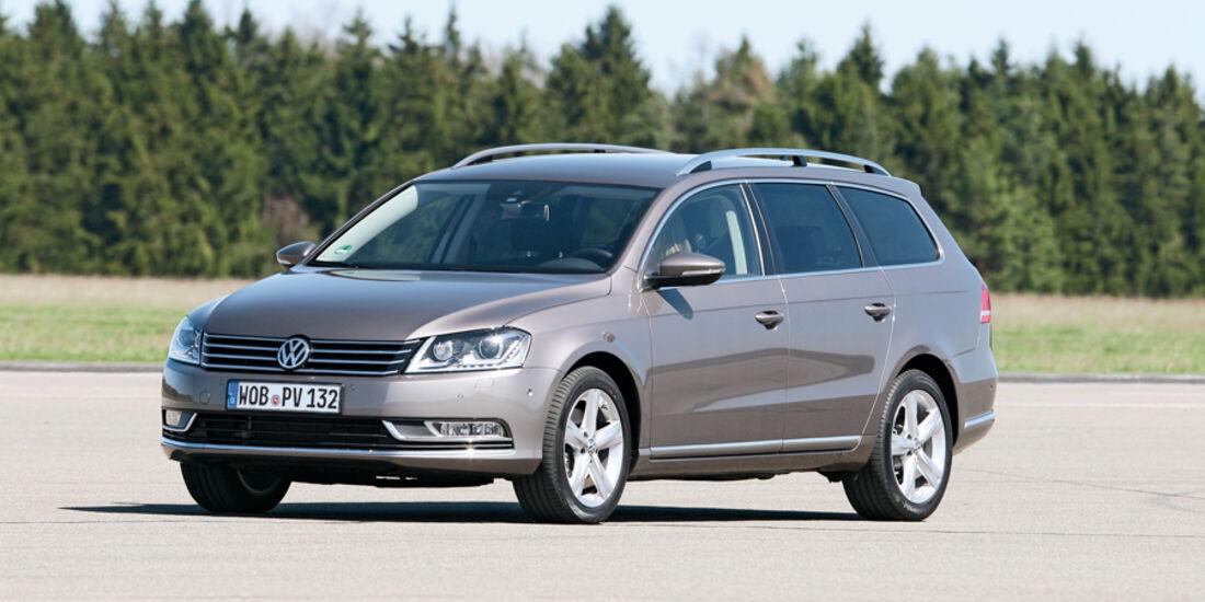 VW Passat Variant TSI Ecofuel, 150PS