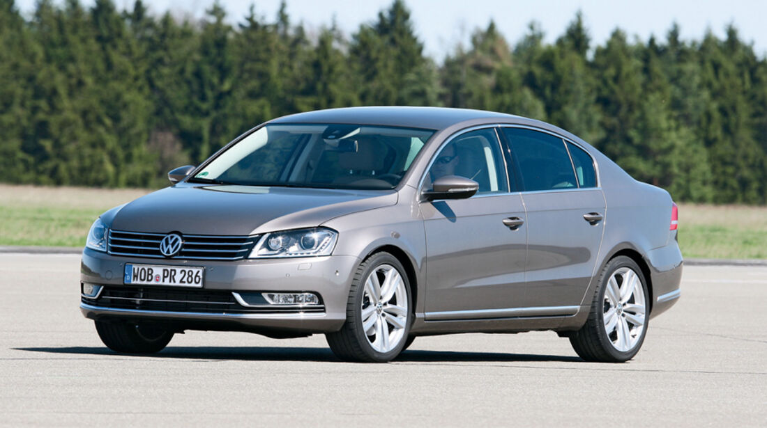 VW Passat2.0 TSI, 210 PS