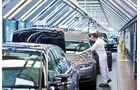 VW Phaeton, Gläserne Manufaktur