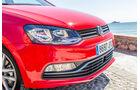 VW Polo 1.0 TSI, Frontscheinwerfer