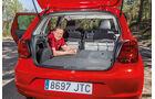 VW Polo 1.0 TSI, Kofferraum