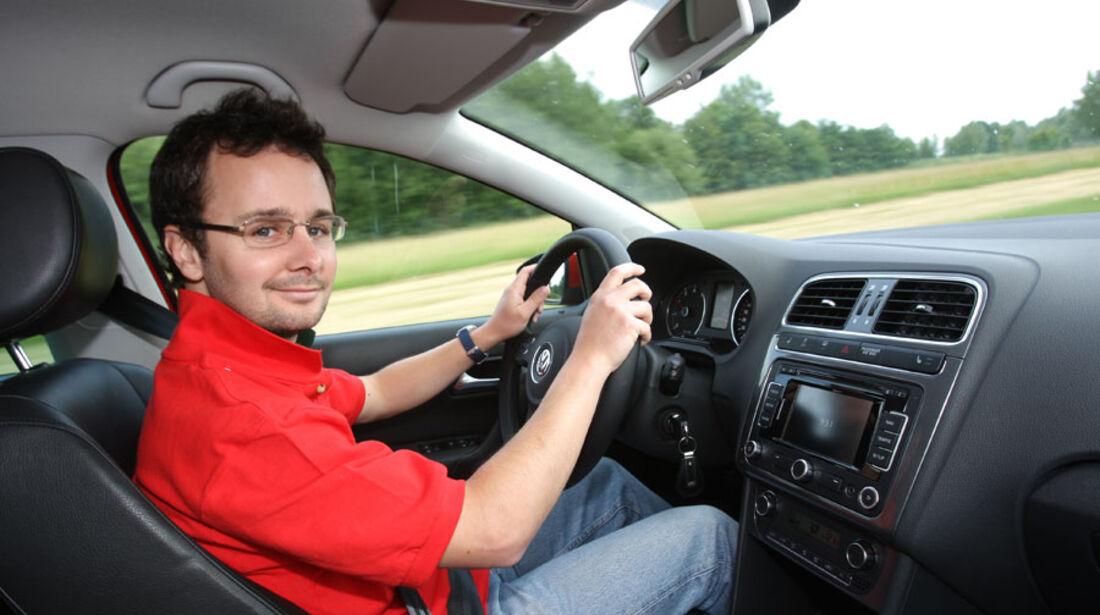VW Polo 1.2 TSI, Cockpit