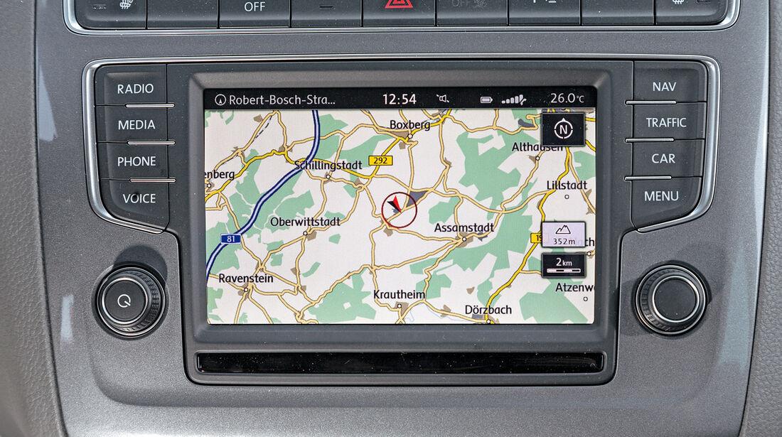 VW Polo 1.2 TSI, Navi