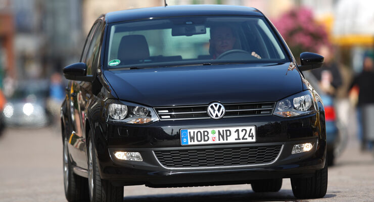VW Polo 1.6 TDI