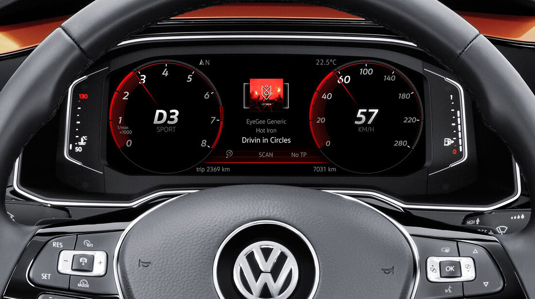 VW Polo (2018)