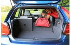 VW Polo BlueGT, Kofferraum