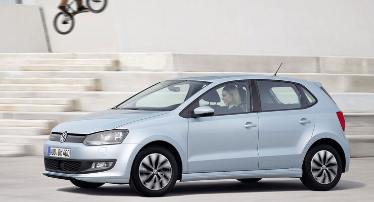 VW Polo Bluemotion TSI