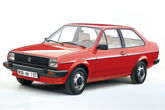 VW Polo, Derby, 1982, hinten