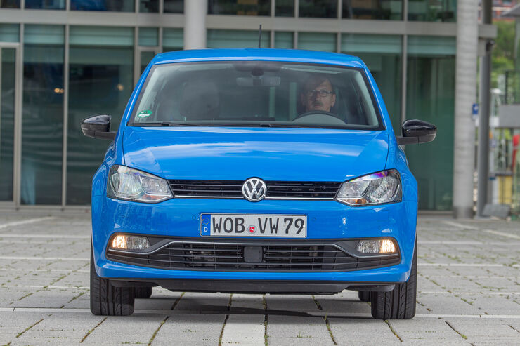 das kauft deutschland: vw polo - auto motor und sport