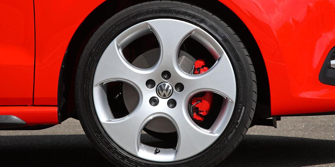 VW Polo GTI Felge
