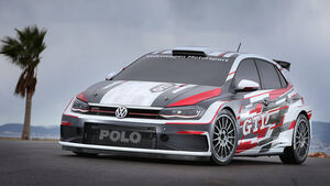 VW Polo GTI R5 Rallye Kundensport